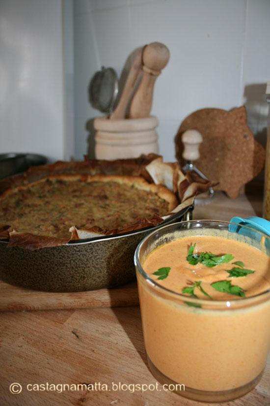 ricetta torta salata con carne