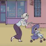 Sidewalk: la vita di una donna (una passeggiata, o quasi)