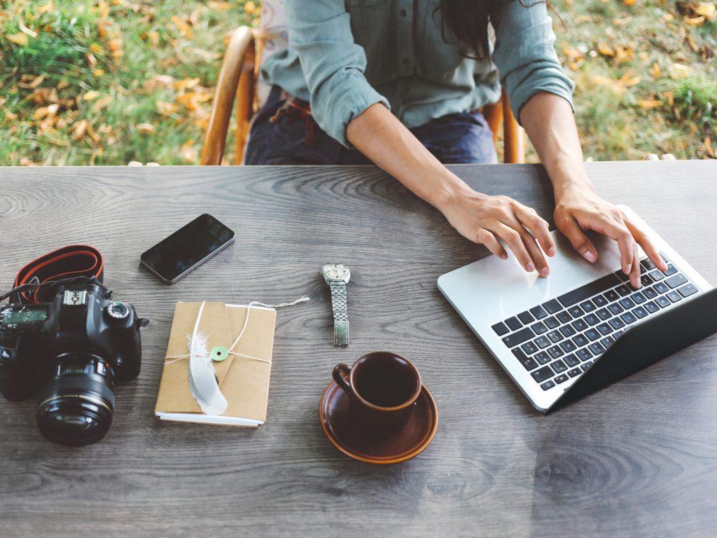 Social media manager freelance