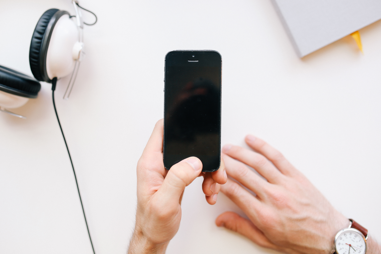 Batteria iphone scarica