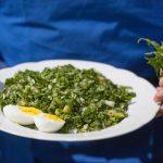 Insalata di tarassaco: la ricetta originale dal maso trentino Zmailer-Hof